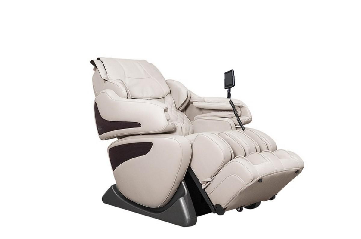 Массажное кресло US Medica Infinity 3D Touch бежевое