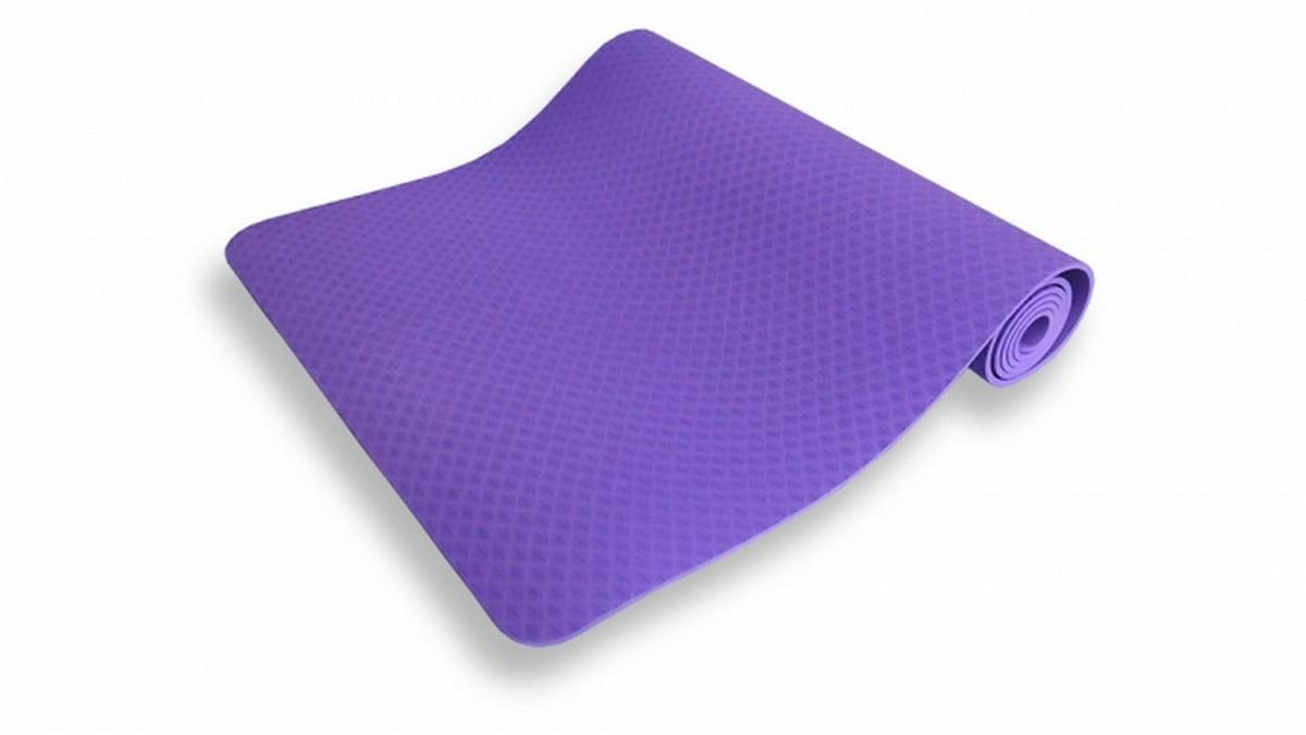 Коврик для йоги Original Fit.Tools TPE FT-YGM-06TPE-1830 (183x61x0,6)