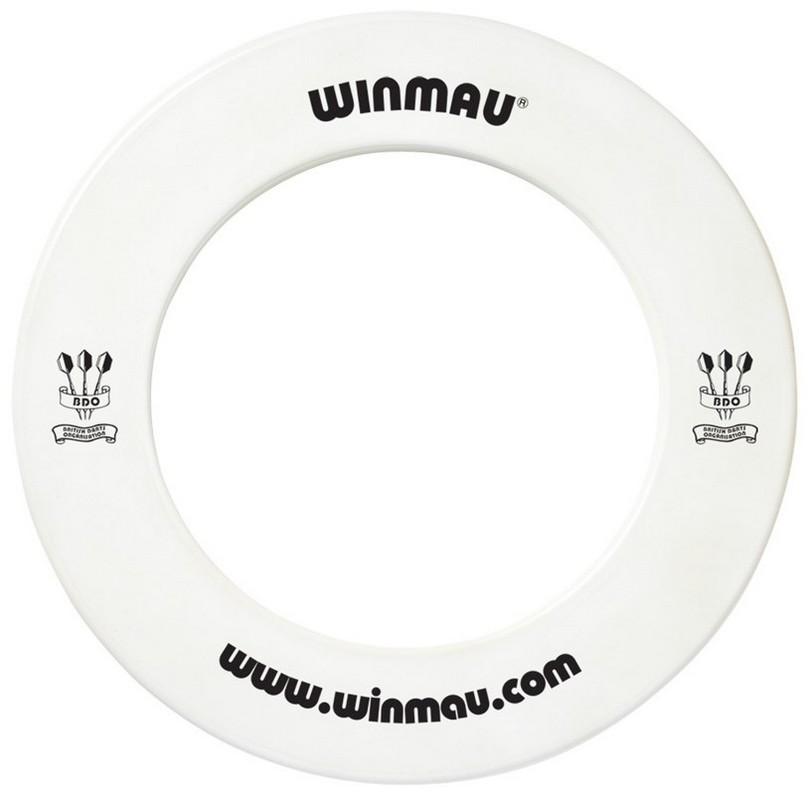 Защитный круг Winmau Dartboard Surround белый