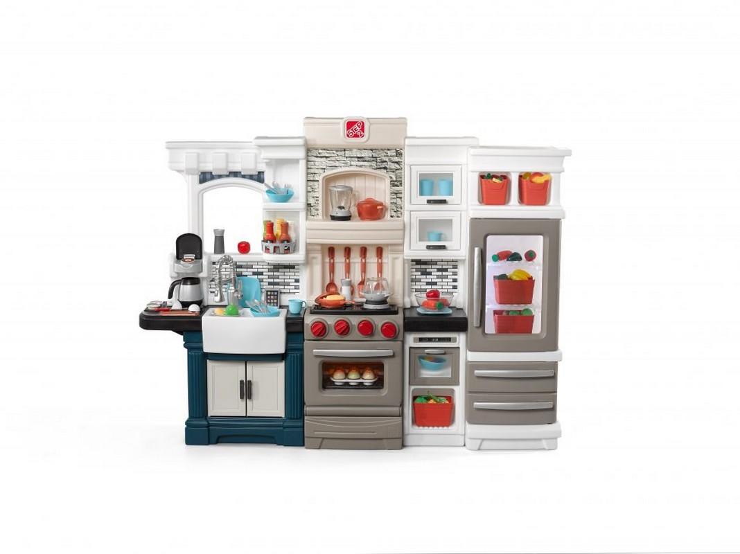 Игровая кухня Step2 Гранд-люкс 868200 от Дом Спорта