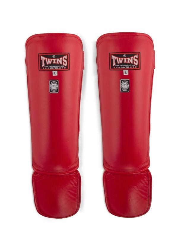 Защита голени и стопы Twins SGL-3 красный M