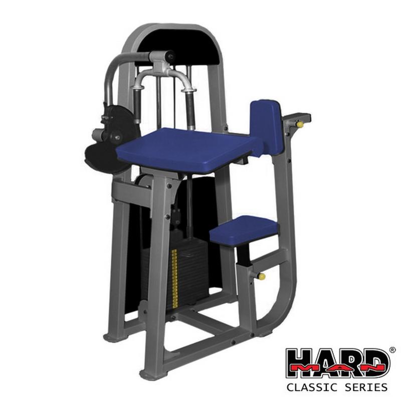 Трицепс-машина Hard Man HM-416S гакк машина hard man hm 765