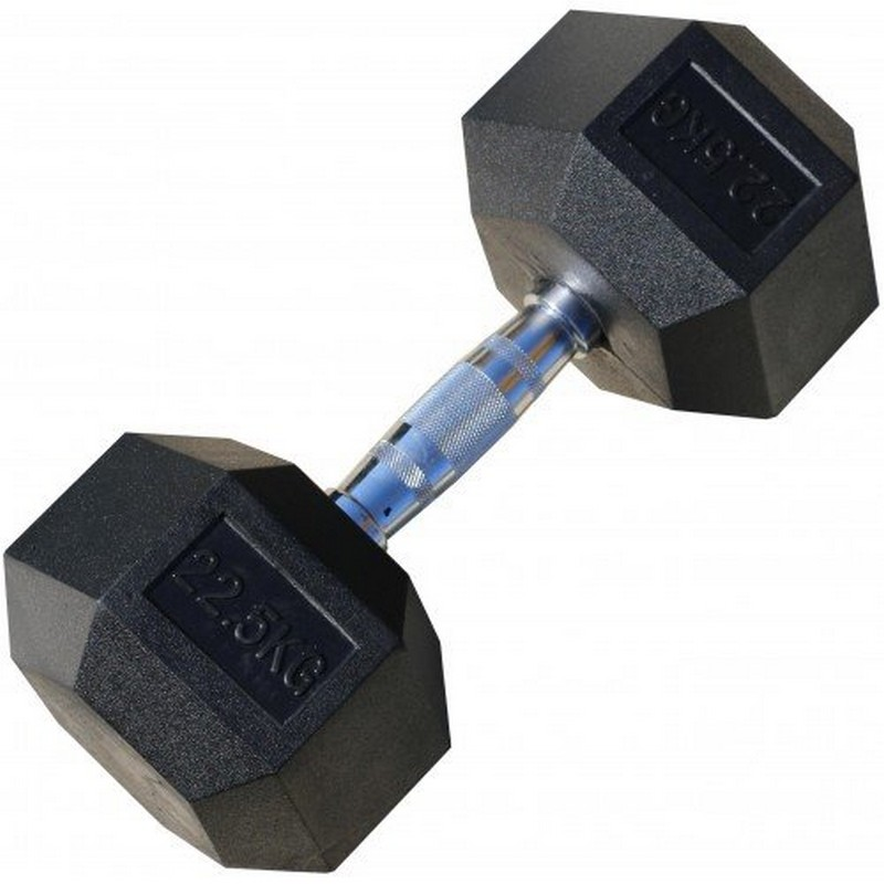 Комплект гексагональных гантелей Iron King 12,5-32,5 кг (шаг 2,5 кг) по 2 шт., 9 пар