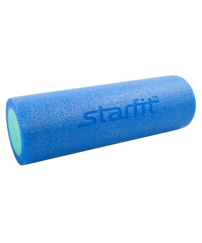 Купить Ролик для йоги и пилатеса Star Fit FA-501 15x45, синий/голубой,