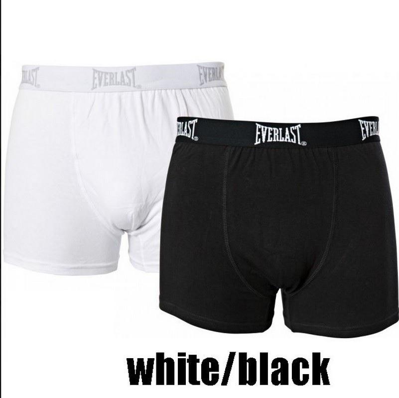 Трусы Everlast Heritage (2 шт) WAE1414 BK/WH  черный, белый