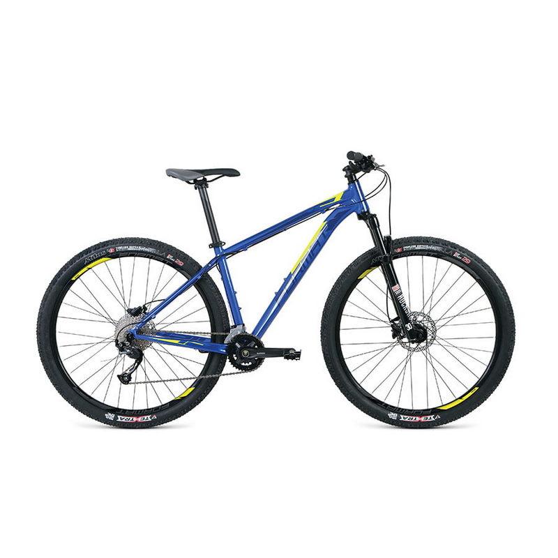 Картинка для Велосипед Format 27,5 quot; 1214 Темно-Синий (all terrain)