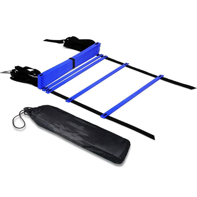 Купить Лестница координационная 10 м B31309-1 синий, NoBrand