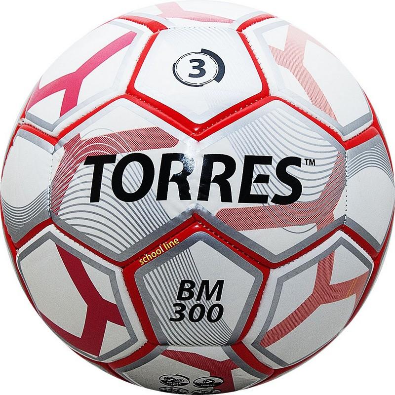 Купить Мяч футбольный Torres BM 300 р.3 F30743,