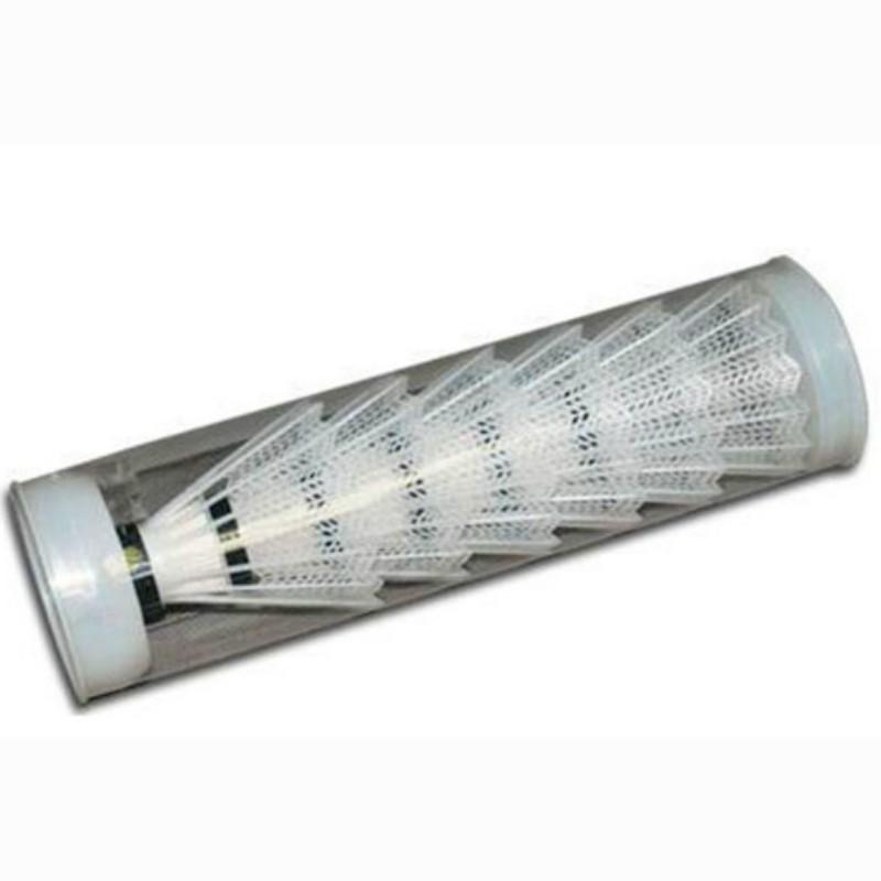 Воланы для бадминтона пластик Eurosport (упак/6шт) RJ2073