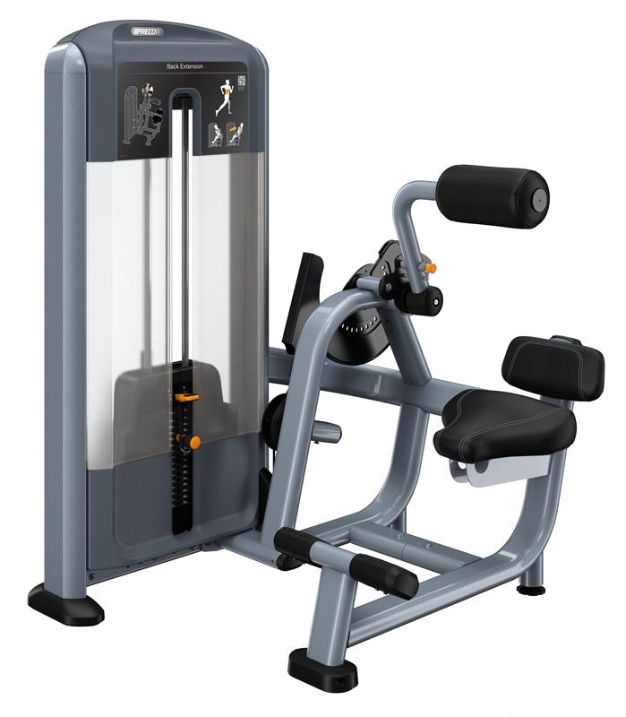 Разгибание спины Precor DSL313 разгибание спины bronze gym mt 009