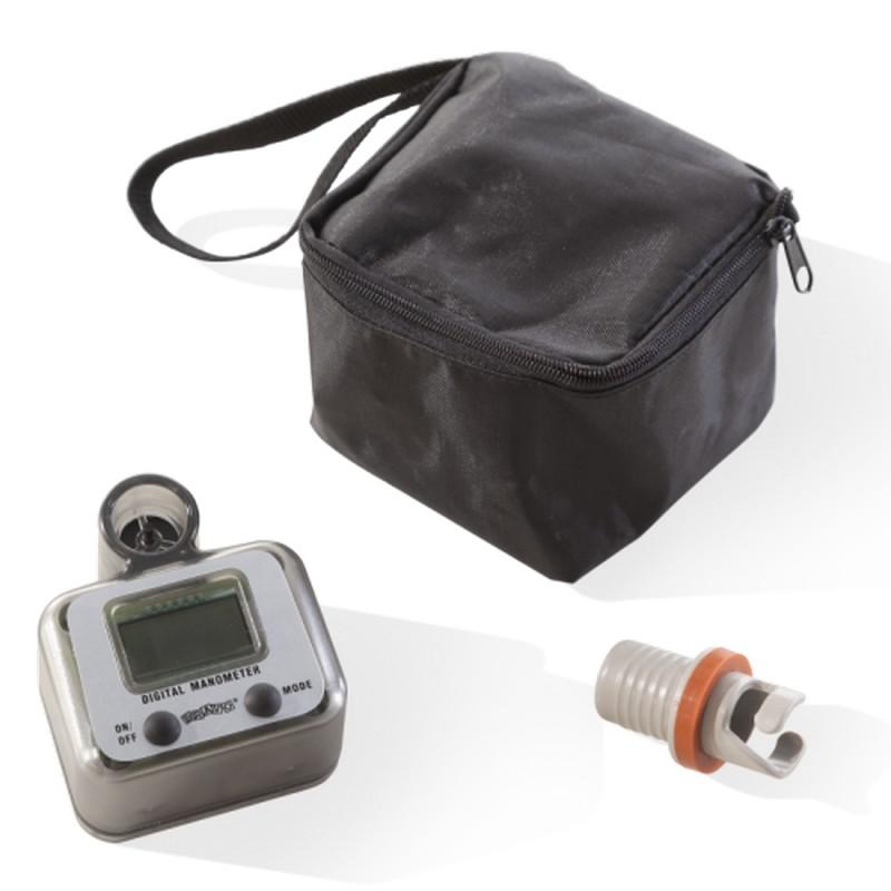 Купить Измеритель давления электронный SPIETH Gymnastics и адаптер для дорожки 1740110,