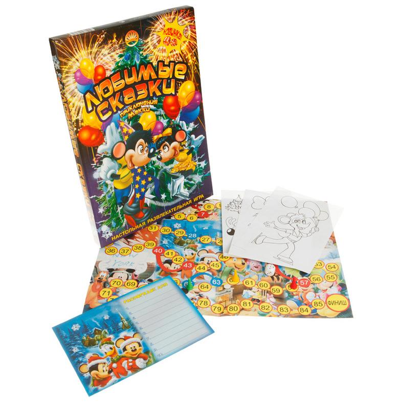 Купить Настольная игра Приключения Макки малая lap106235, NoBrand
