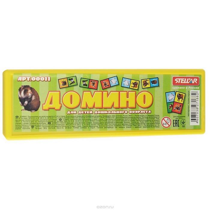 Купить Домино st00011, Животные, NoBrand