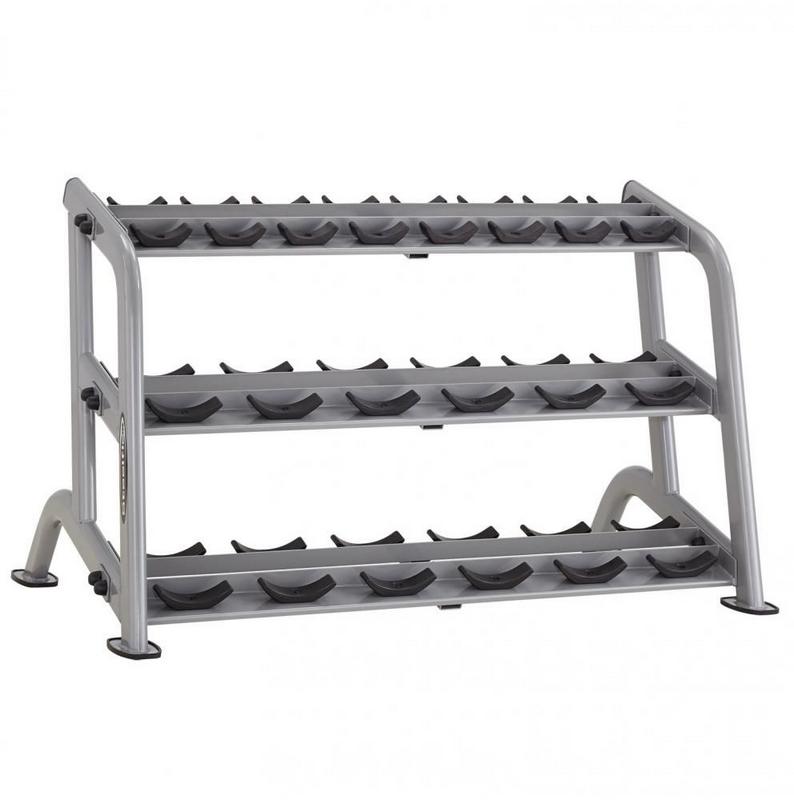 Стойка для гантелей Steel Flex NDR3 steel flex ndb