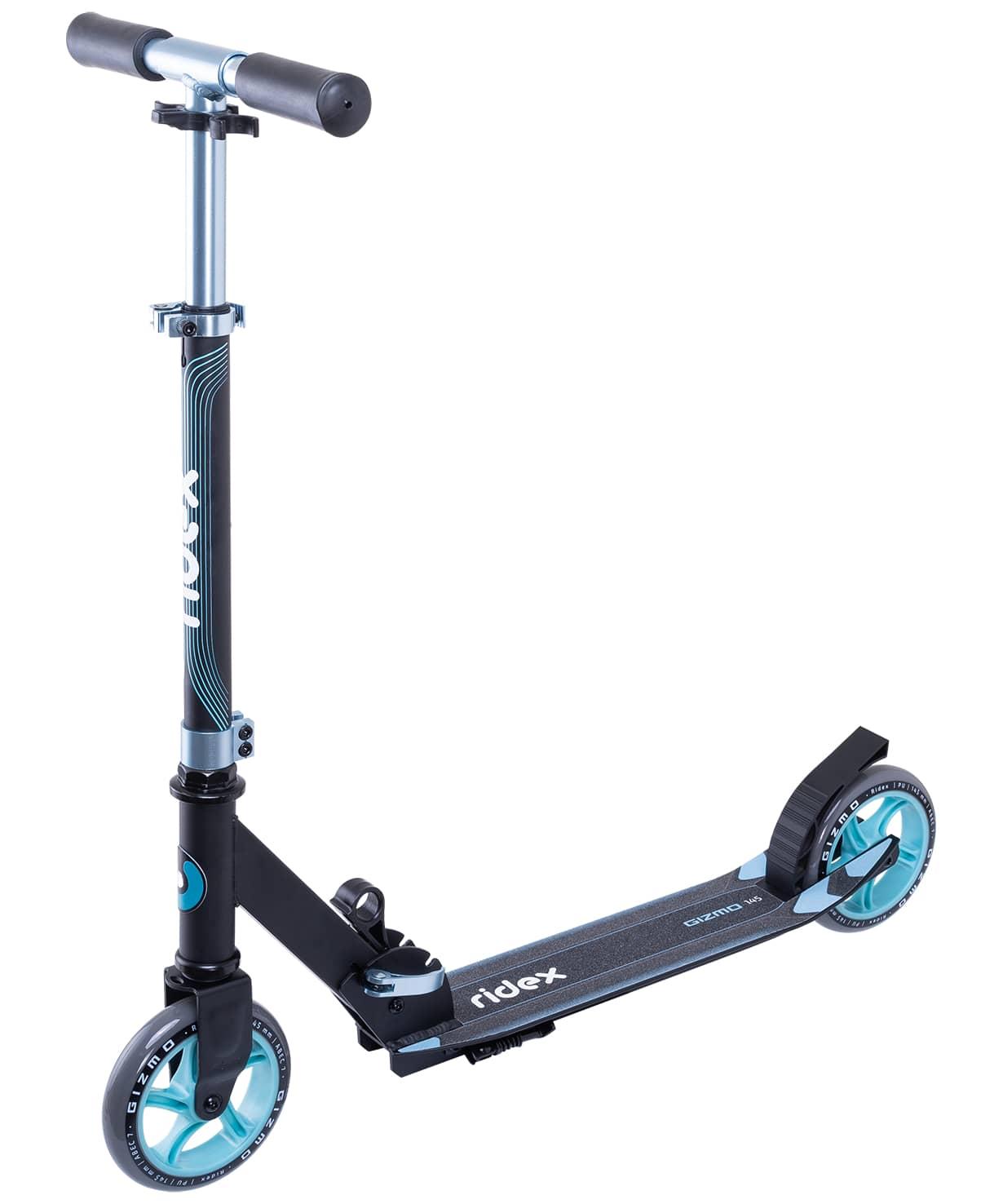 Купить Самокат 2-колесный Ridex Gizmo d145 мм, голубой,