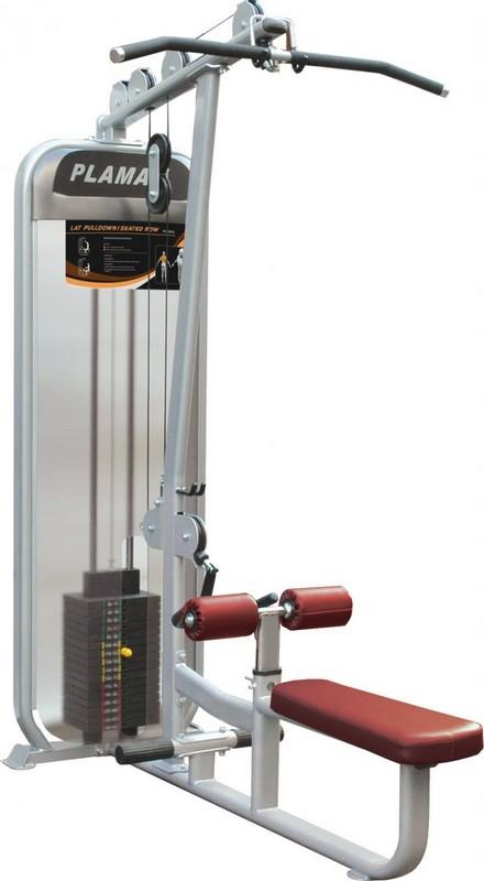 Верхний блок/тяга к поясу Impulse Plamax PL9002-170
