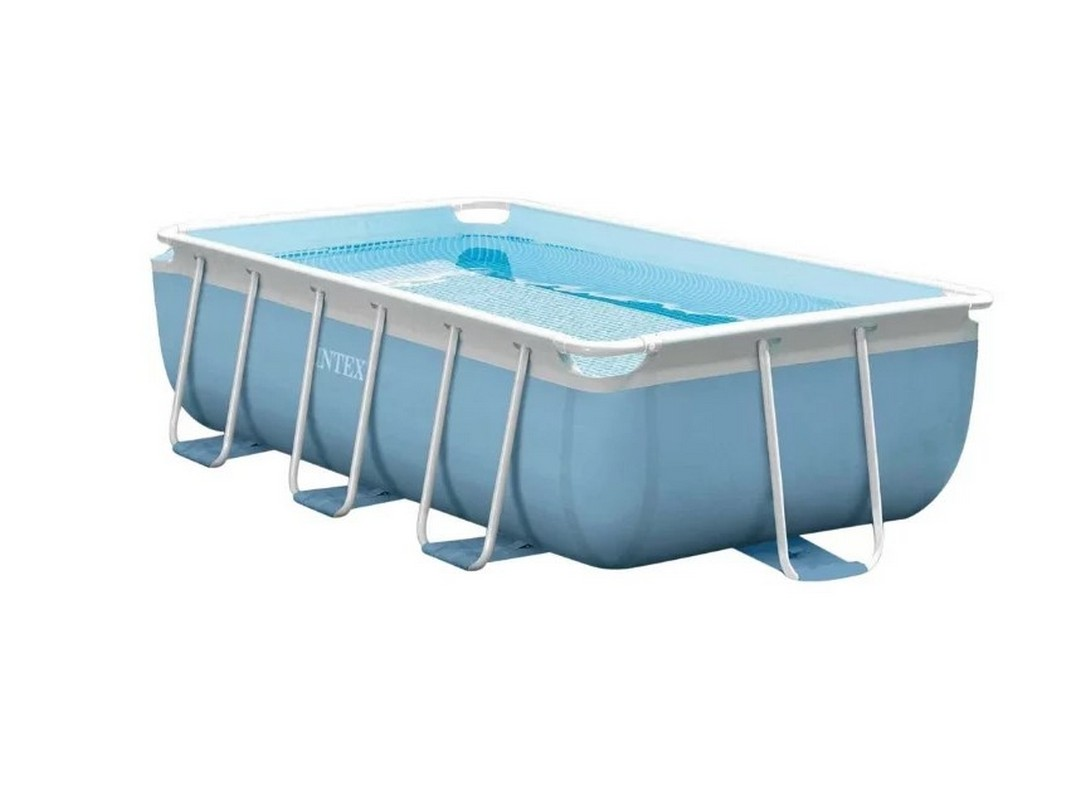 Каркасный бассейн для дома 300х175х80 см Intex 26772