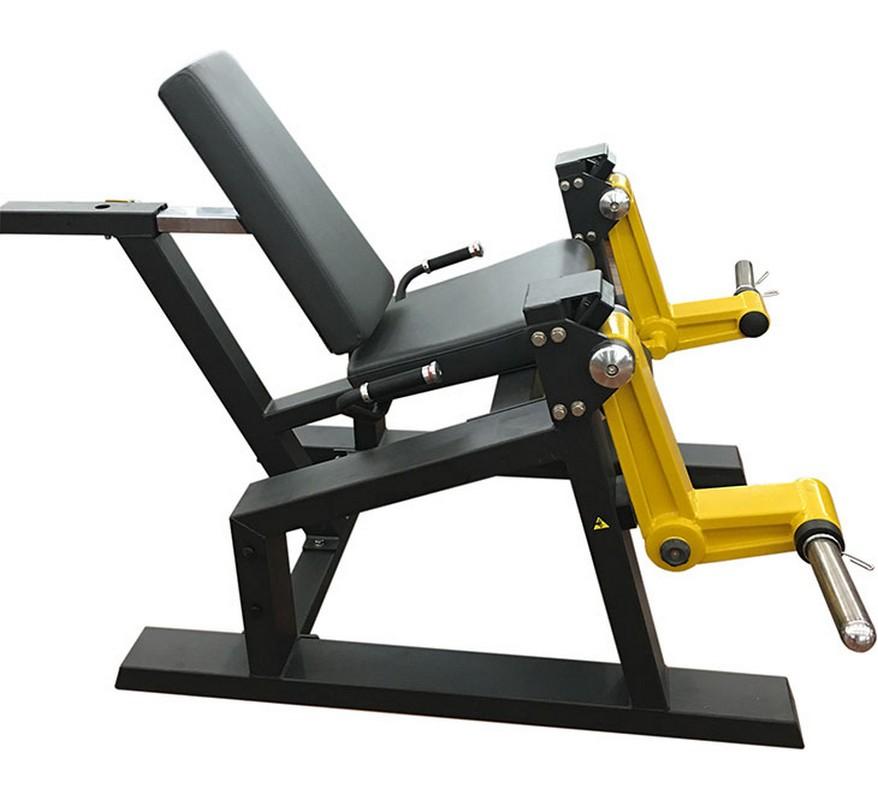 Разгибание ног сидя Kraft Fitness KFPLLE регулируемая скамья kraft fitness kffiuby