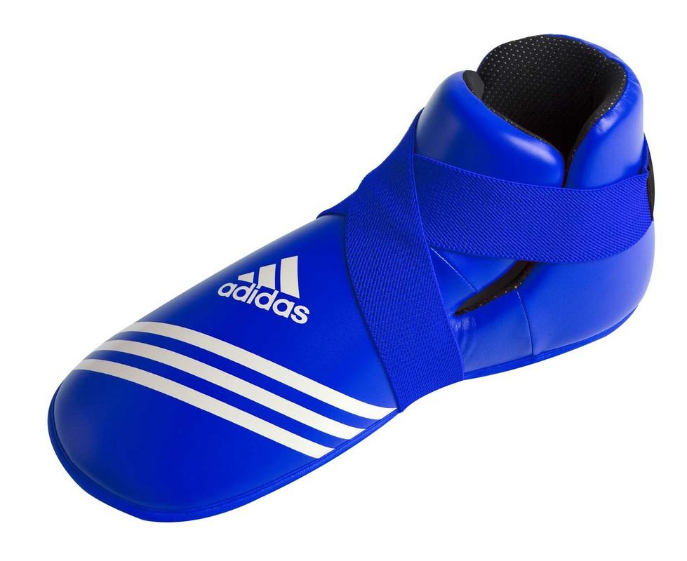Защита стопы Adidas Super Safety Kicks синяя adiBP04