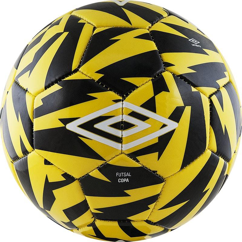 Мяч футзальный любительский р.4 Umbro Futsal Copa 20856U-FNP мяч футзальный select futsal talento 11 852616 049 р 3