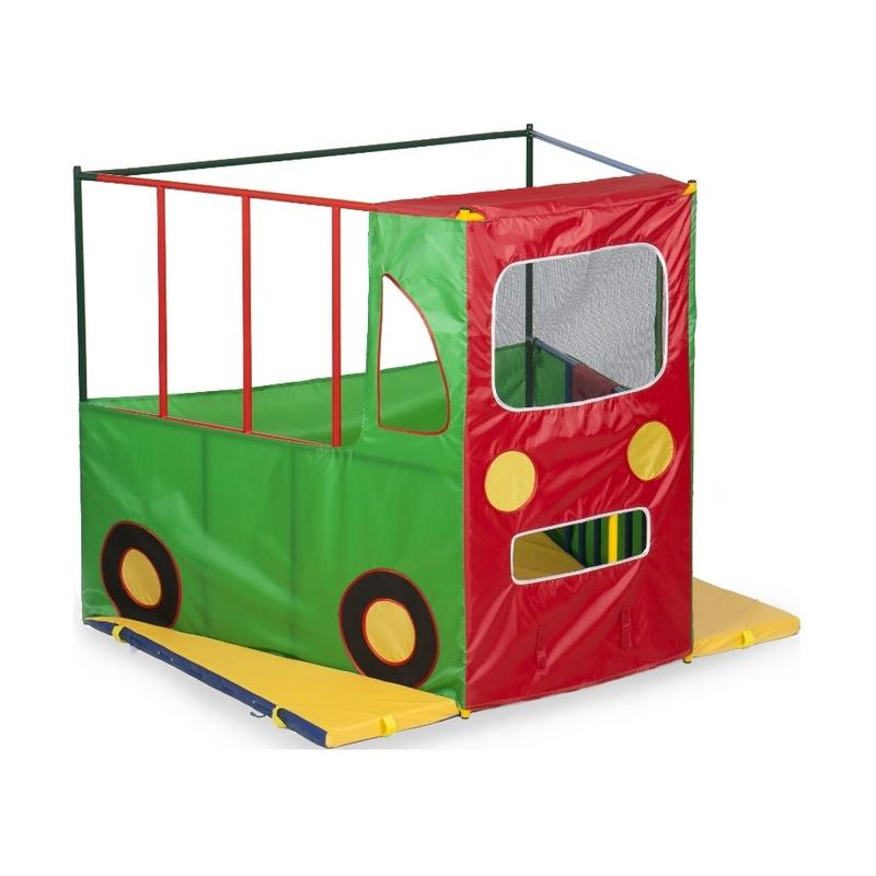 Игровой чехол грузовик для ДСК Ранний Старт Люкс 010420
