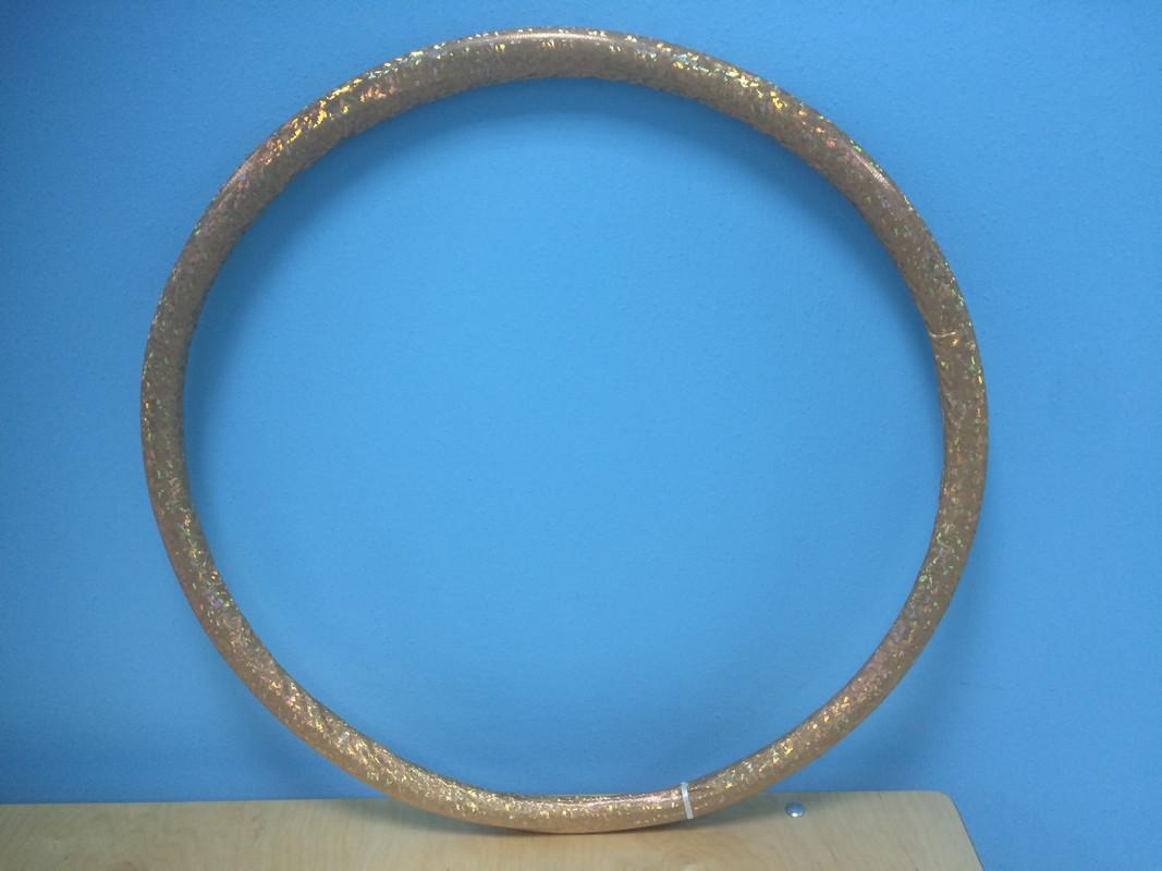 Обруч стальной ФСИ Фитнес-Комфорт (толщина 40мм), d90см