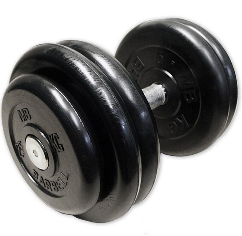 Гантель 28,5 кг MBBarbell MB-FdbM-B28,5 aquilon mb fdbm b61 href