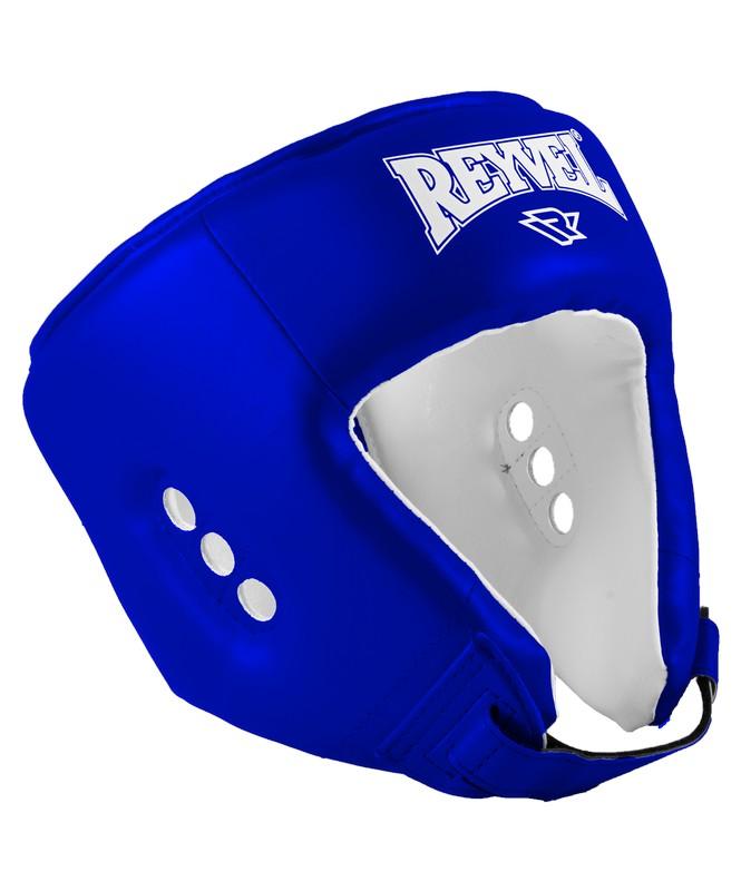 Шлем открытый Reyvel RV-302 синий