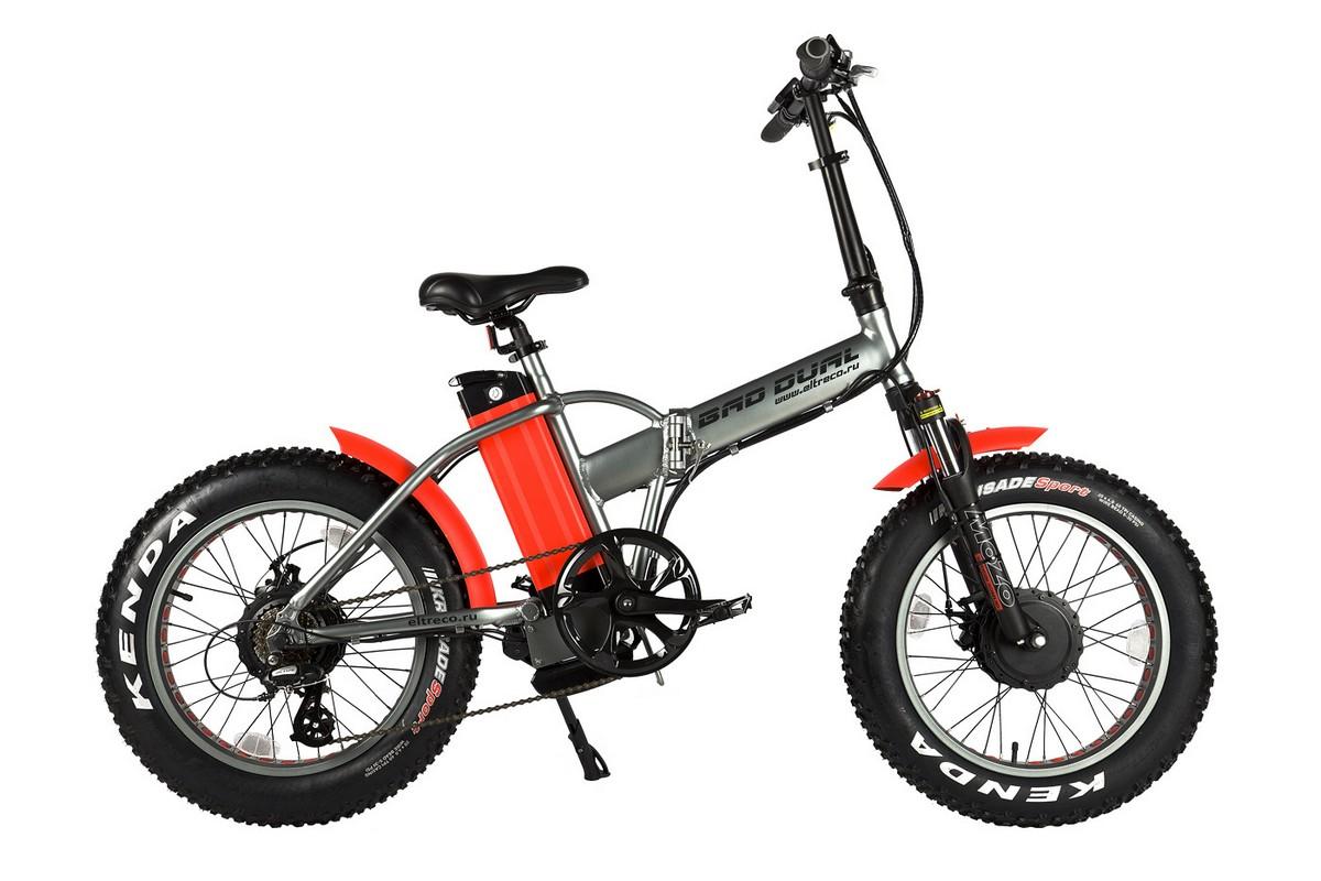 Велогибрид Wellness Bad Dual New matt black