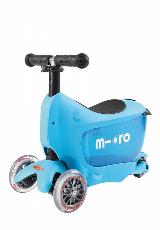 Самокат Micro Mini2go Blue