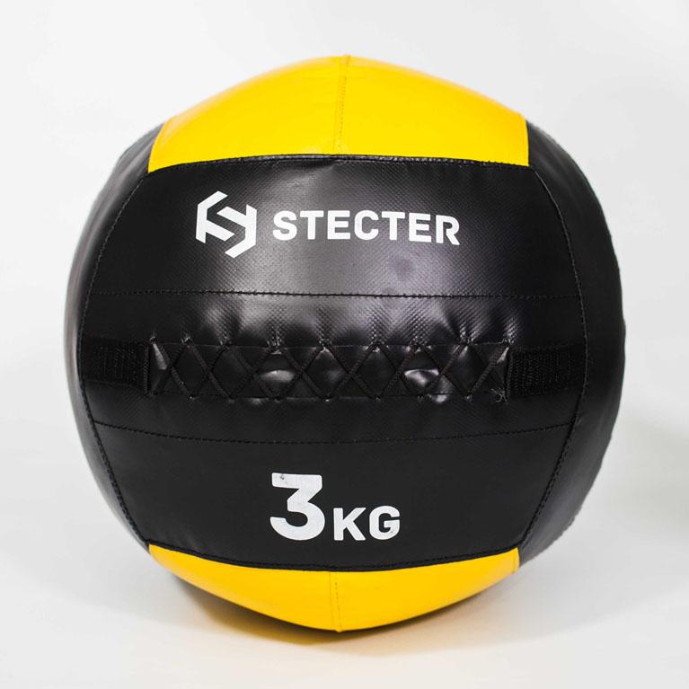 Купить Медбол Stecter 3 кг 2206,