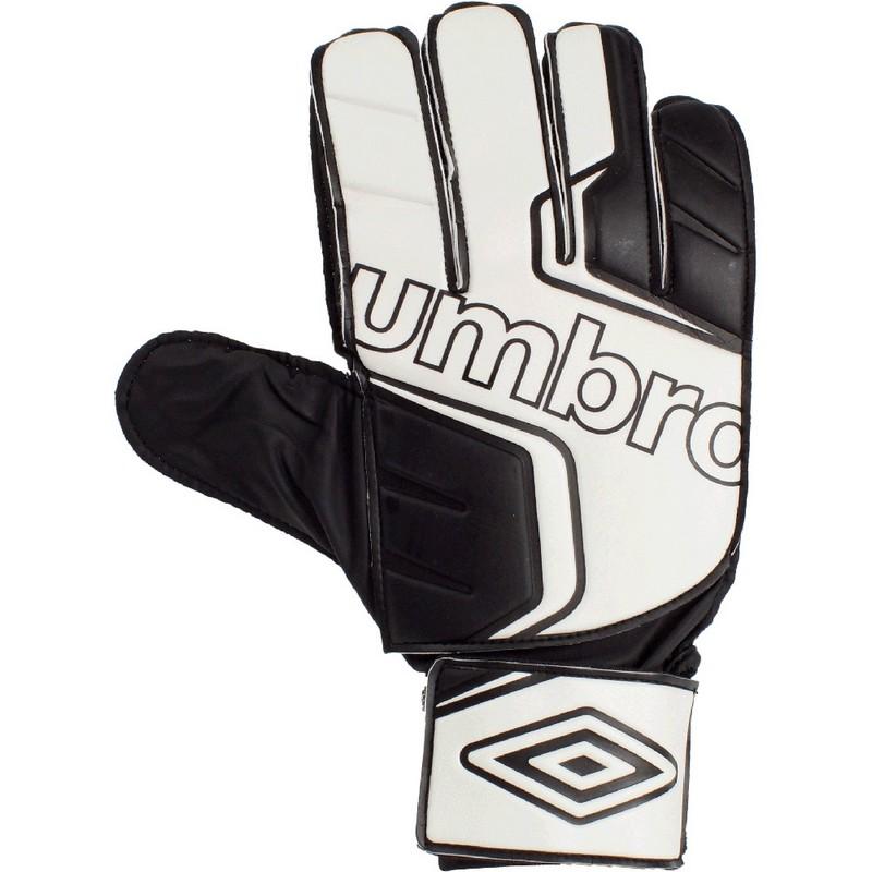 Перчатки вратарские Umbro Veloce II Glove 20399U-090 черно-белый