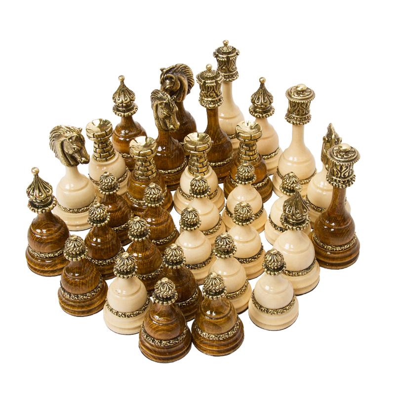 Шахматные фигуры Haleyan Королевские большие kh804