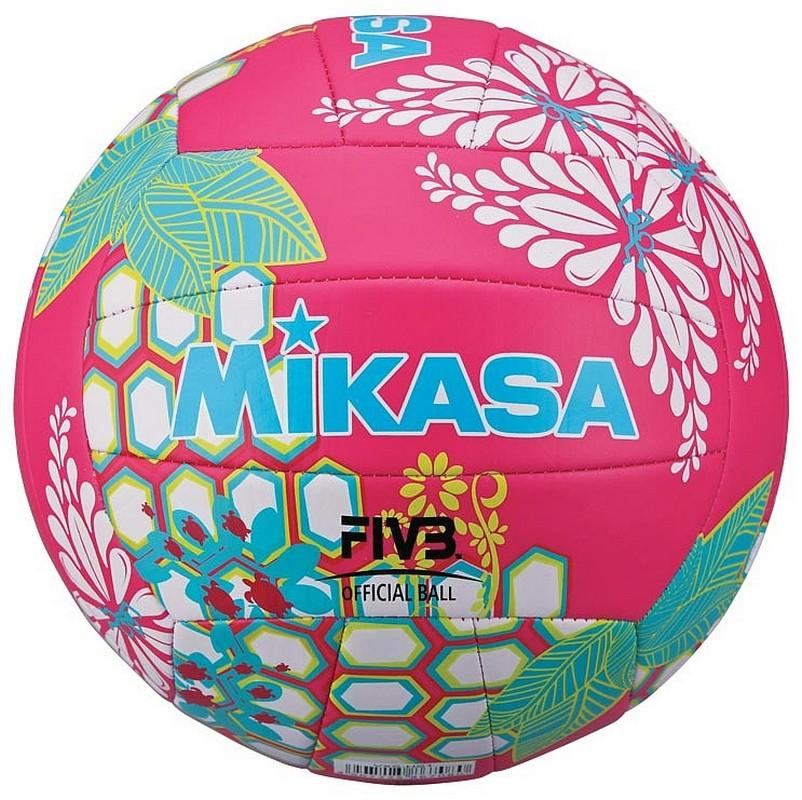Купить Мяч для пляжного волейбола Mikasa №5 м/ш VXS-HS 1,
