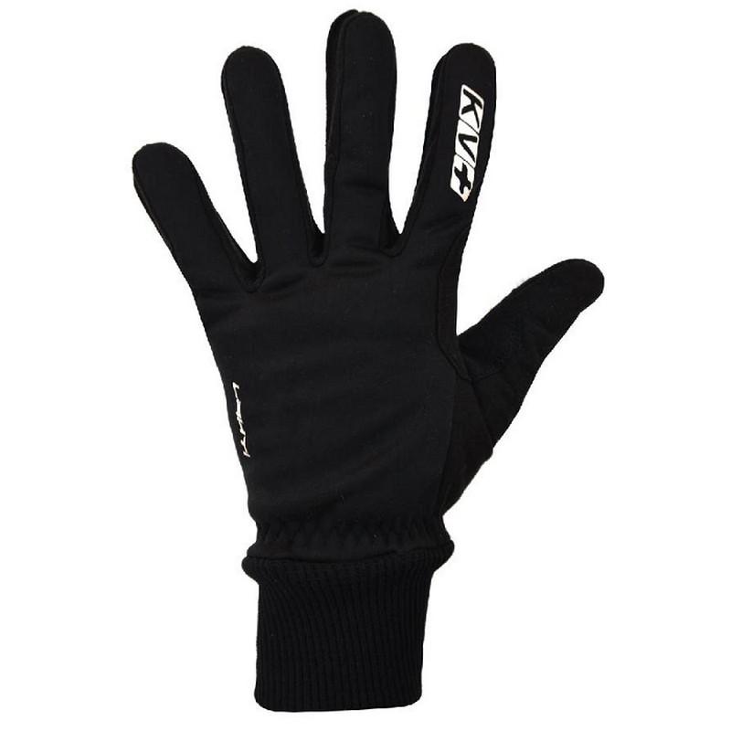 Перчатки лыжные KV+ Lahti Jr., pro-wind-tech 9G10.1J черный