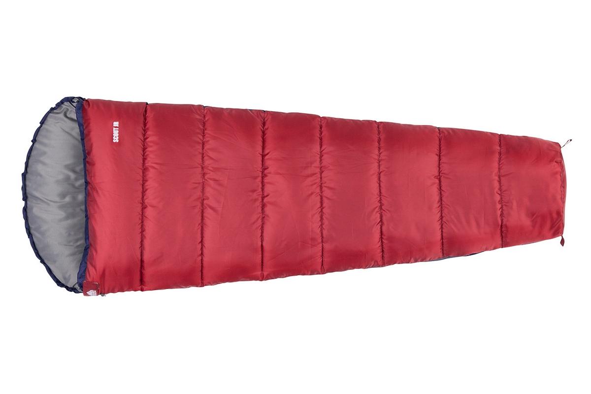 Спальник Trek Planet Scout JR 70317-L синий/красный