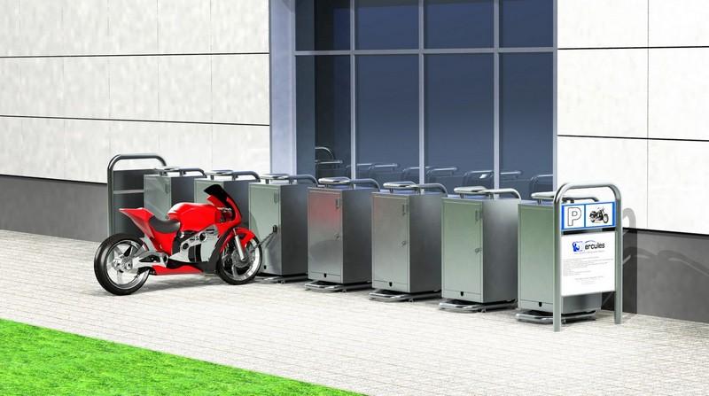 Парковка для мотоцикла Геркулес Hercules 4295