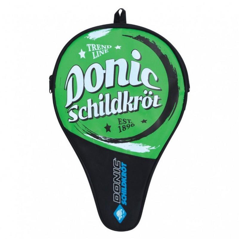 Купить Чехол для ракетки настольного тенниса Donic Trendline зеленыйчерный,