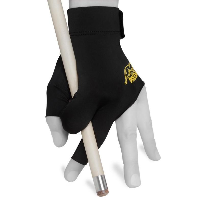 Купить Перчатка Predator Second Skin Black/Yellow L/XL,