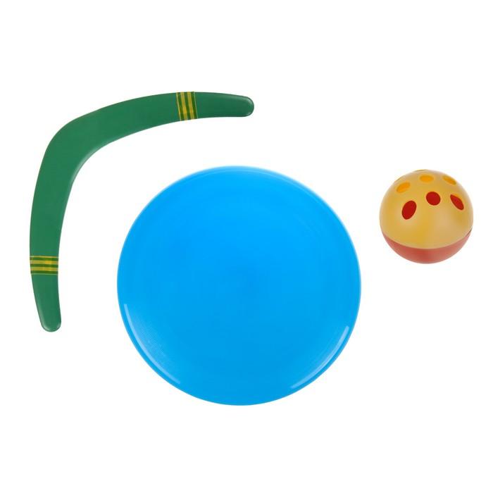 Купить Летающие игрушки FIT №1, NoBrand, Игры на свежем воздухе