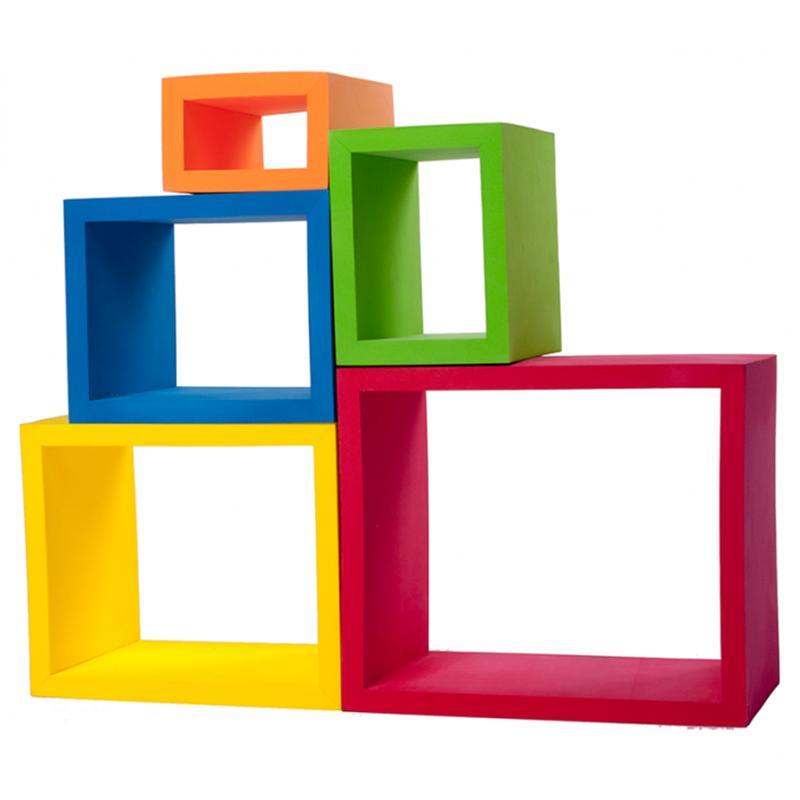 Купить Игровой мягкий набор Moove&Fun 5 блоков MF-EVA-01,