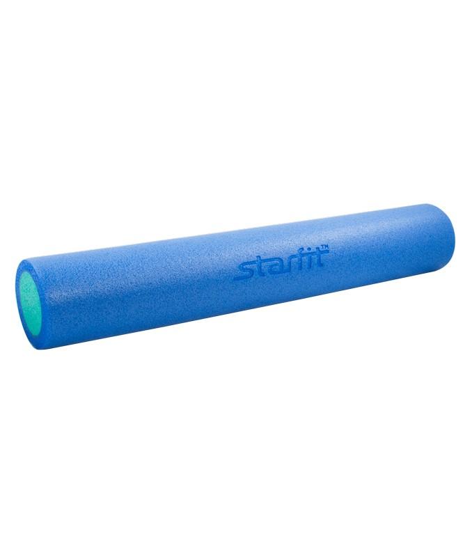 Купить Ролик для йоги и пилатеса Star Fit FA-502 15x90, синий/голубой,