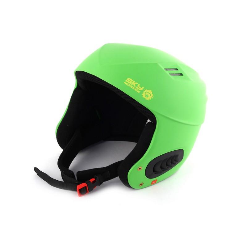 Шлем горнолыжный Sky Monkey Green VS600