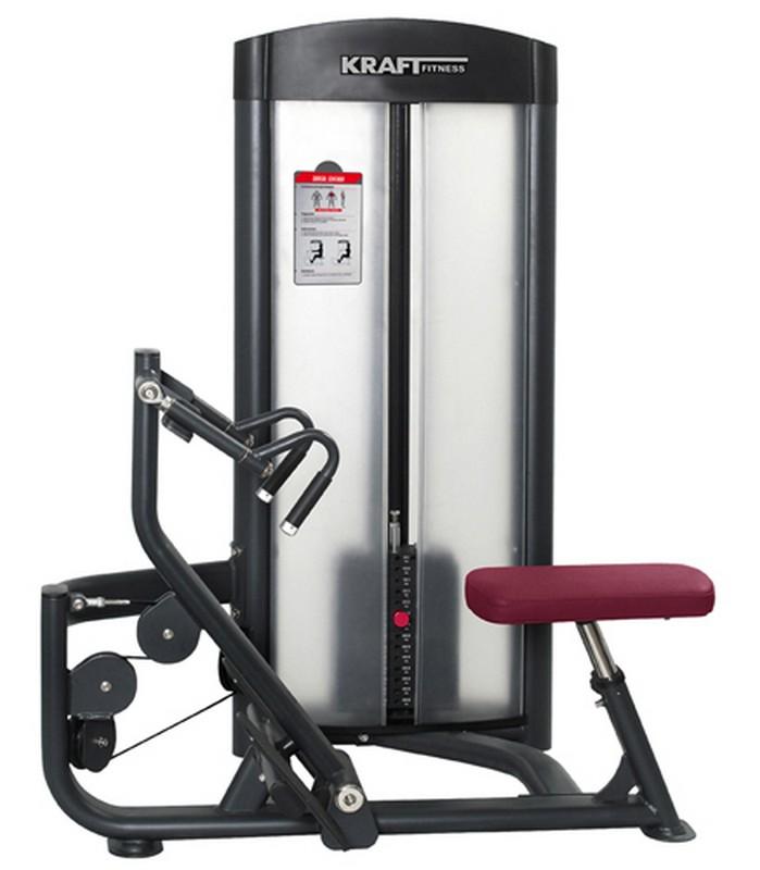 Гребная тяга Kraft Fitness KFSR регулируемая скамья kraft fitness kffiuby