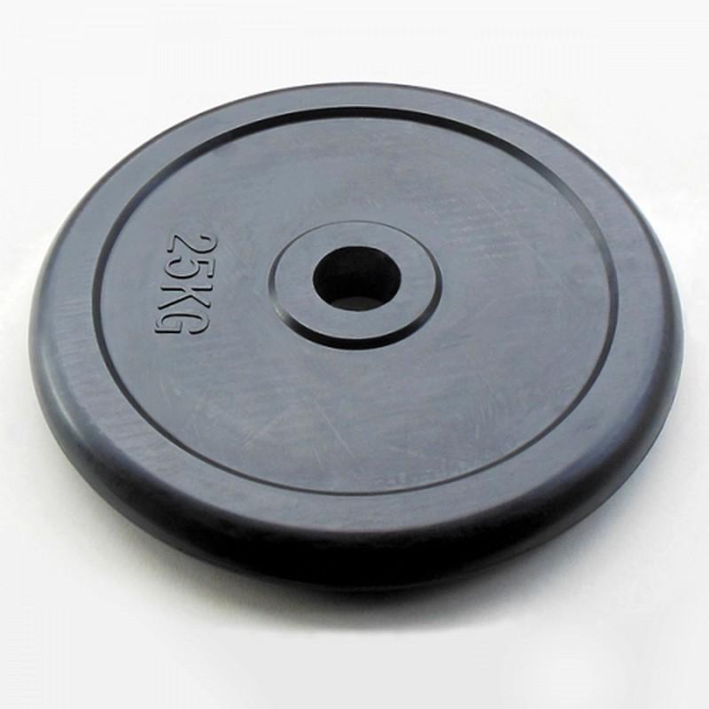 Диск Johns d51мм, 25кг DR71019-25B черный