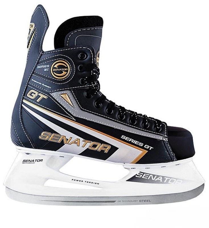 Хоккейные коньки СК Senator GT коньки onlitop 223f 37 40 blue 806164