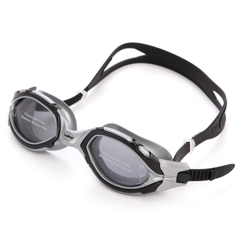 Купить Очки для плавания Fashy Osprey дымчатые,