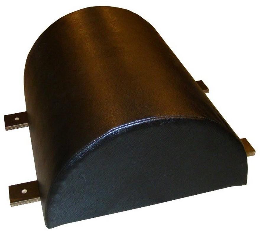 Купить Подушка настенная 50х70х25 см полукруглая Plastep M-50x75k,