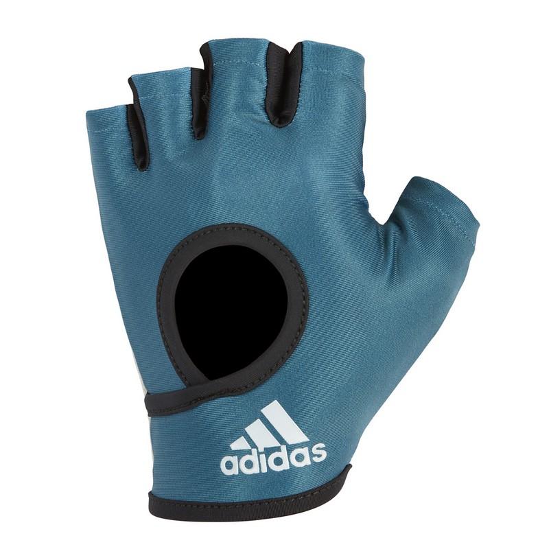 Купить Перчатки для фитнеса Adidas ADGB-1262 Petrol,