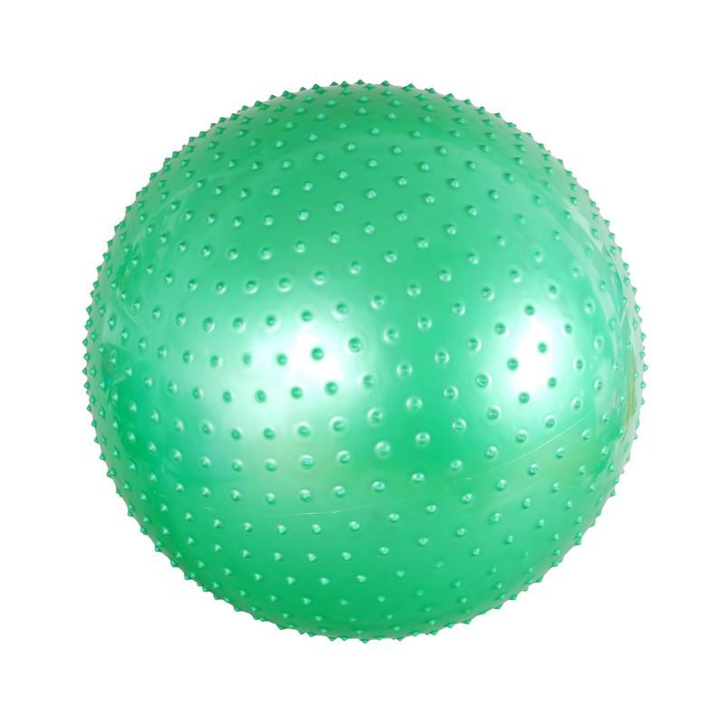 Мяч массажный Body Form BF-MB01 D=55 см. зеленый